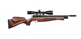 Air Arms S410 Superlite PCP Air Rifle - Traditional Brown